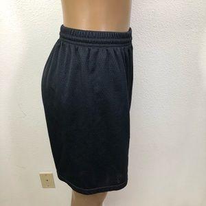 Nike Athetic Shorts Black Medium (Youth)